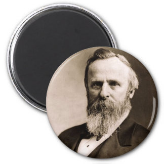 Rutherford B. Hayes 19 Magnet