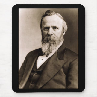 Rutherford B. Hayes 19 Mouse Pad