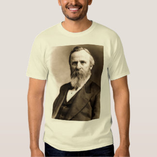 Rutherford B. Hayes 19 T-shirt