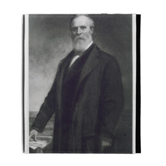 Rutherford B. Hayes, 19th President of the United iPad Folio Cases