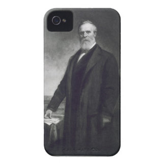 Rutherford B. Hayes, 19th President of the United iPhone 4 Case-Mate Case
