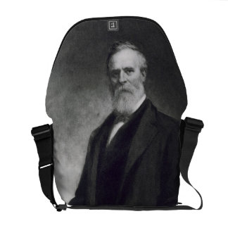 Rutherford B Hayes 19th President of the United Messenger Bag