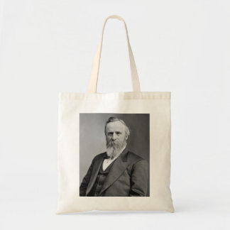 Rutherford B Hayes Canvas Bag