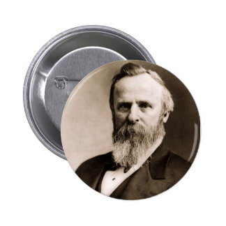 Rutherford B. Hayes Button