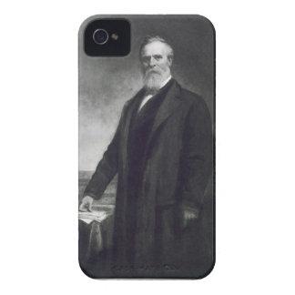Rutherford B. Hayes, diecinueveavo presidente del  iPhone 4 Cárcasas