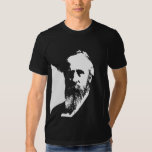 Rutherford B. Hayes silhouette T-shirts
