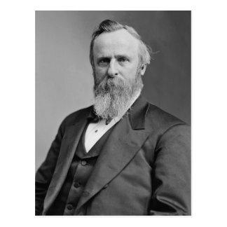 Rutherford B. Hayes Tarjetas Postales