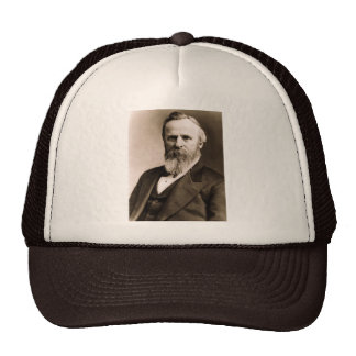 Rutherford B. Hayes Trucker Hat