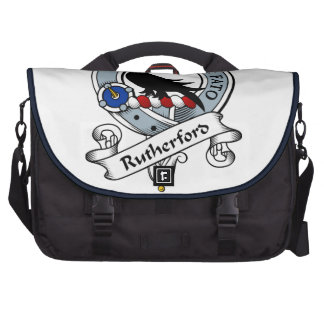 Rutherford Clan Badge Commuter Bags