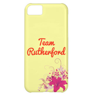 Rutherford del equipo