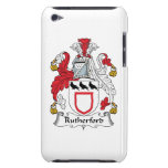 Rutherford Family Crest iPod Touch Cover
