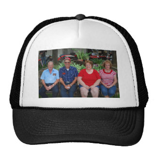 Rutherford Reunion Trucker Hat