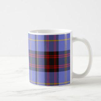 Rutherford Scottish Tartan Coffee Mug