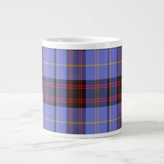 Rutherford Scottish Tartan Giant Coffee Mug