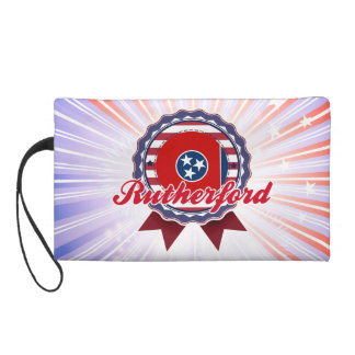 Rutherford TN Wristlet Clutch