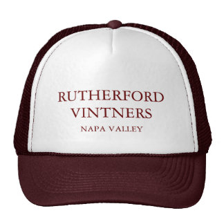 Rutherford Vintners Trucker Hat