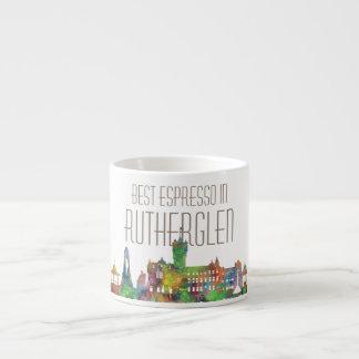 RUTHERGLEN, SCOTLAND SKYLINE ESPRESSO CUP