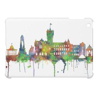 RUTHERGLEN, SCOTLAND SKYLINE iPad MINI COVERS