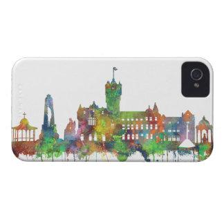 RUTHERGLEN, SCOTLAND SKYLINE iPhone 4 COVER