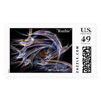 Ruthie Postage Stamp