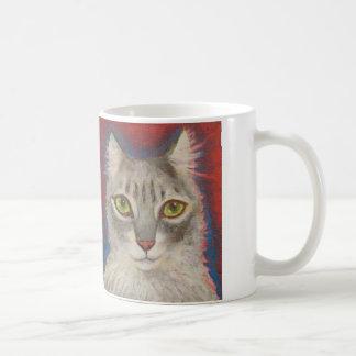 RUTHIE THE CAT MUG