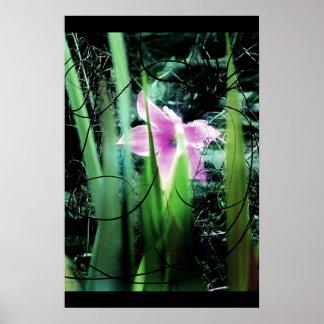 ruthless flower poster