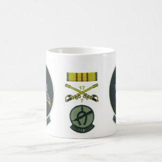 Ruthless Riders Classic White Coffee Mug