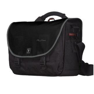 Ruth's laptop bag