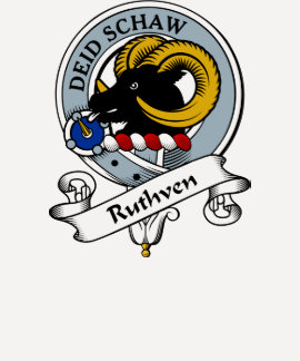 Ruthven Clan Badge T Shirts