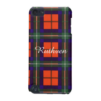 Ruthven clan Plaid Scottish tartan iPod Touch (5th Generation) Cover