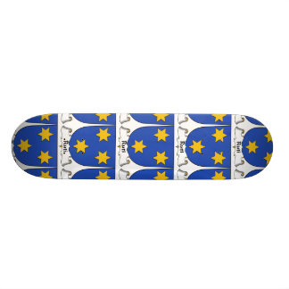 Ruti Family Crest Skateboard Deck