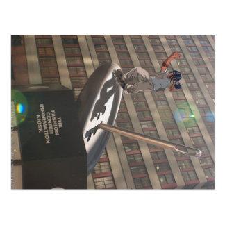 rutina del halcón de tommy el botón postal