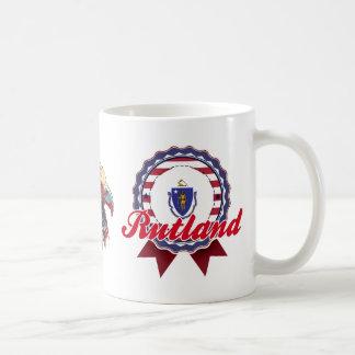 Rutland, mA Taza De Café