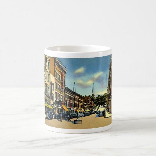 Rutland, Vermont Classic White Coffee Mug