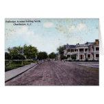 Rutledge Ave., Charleston SC Vintage Cards