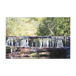 Rutledge Falls Canvas Print