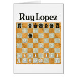 Ruy Lopez Cards