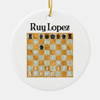 Ruy Lopez Ornament