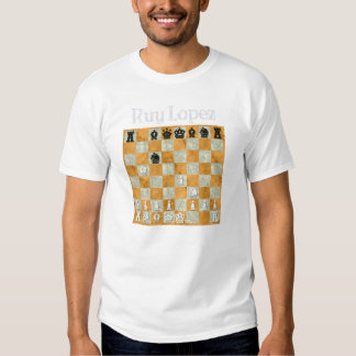 Ruy Lopez T Shirt