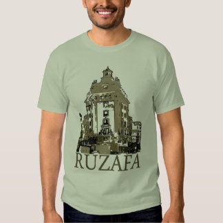 Ruzafa - Valencia Poleras