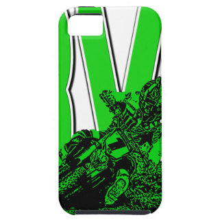 rv2bikegreen png iPhone 5 Case-Mate carcasas