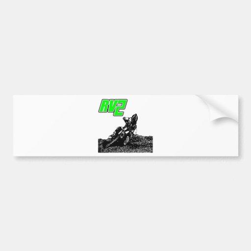 rv2bikeRV.png Bumper Sticker