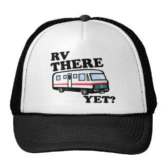 ¿RV ALLÍ TODAVÍA? (blanco) Gorras De Camionero