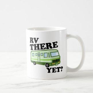 ¿RV ALLÍ TODAVÍA? (verde) Taza De Café