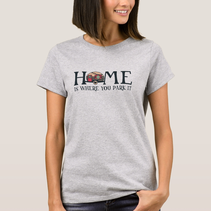 RV and Camping T-Shirt - Best Selling Long-Sleeve Street Fashion Shirt Designs