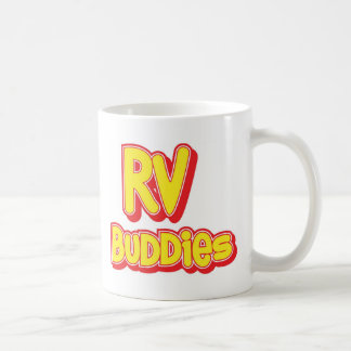 RV Buddies Big Logo Mugs