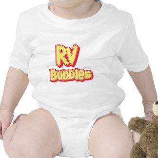 RV Buddies Big Logo T Shirt