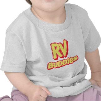 RV Buddies Big Logo T Shirts