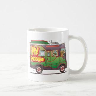 RV Buddies Camper Trailer RV Coffee Mugs