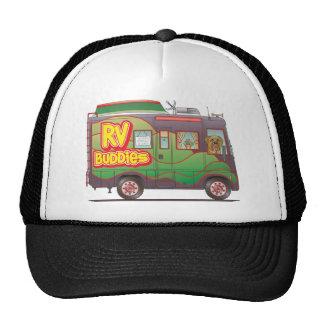 RV Buddies Camper Trailer RV Mesh Hat